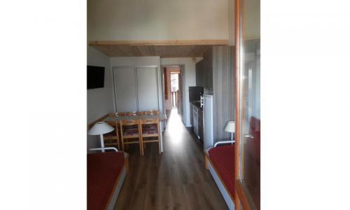 Location au ski Appartement 2 pièces 6 personnes (Confort -6) - Résidence le Hameau du Sauget - Maeva Home - Montchavin La Plagne - Extérieur été