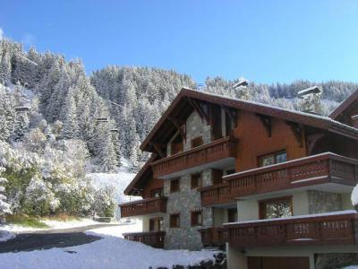 Vacances en montagne Appartement duplex 4 pièces 8 personnes (11) - Résidence le Jardin  d'Eden - Méribel