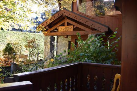 Location au ski Appartement duplex 4 pièces 8 personnes (11) - Résidence le Jardin  d'Eden - Méribel - Extérieur été