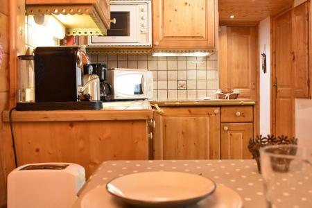 Vacances en montagne Appartement duplex 4 pièces 8 personnes (11) - Résidence le Jardin  d'Eden - Méribel - Logement