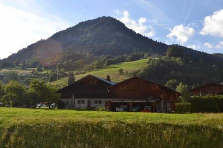 Rent in ski resort 2 room apartment 4 people (234) - Résidence le Jardin des Neiges - Praz sur Arly - Summer outside