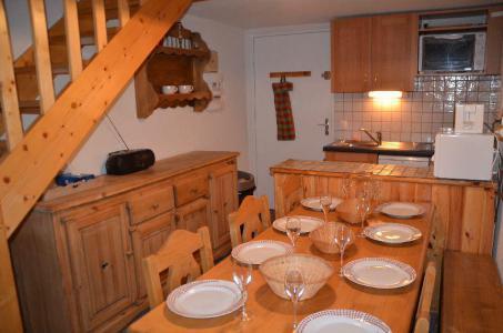 Vacances en montagne Appartement 2 pièces mezzanine 7 personnes (C136) - Résidence le Jettay - Les Menuires
