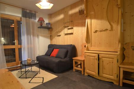 Vacances en montagne Studio coin montagne 4 personnes (B27) - Résidence le Jettay - Les Menuires