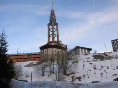 Vacances en montagne Studio coin montagne 4 personnes (B35) - Résidence le Jettay - Les Menuires