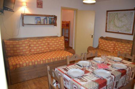 Vacances en montagne Appartement 2 pièces 6 personnes (A7) - Résidence le Jettay - Les Menuires