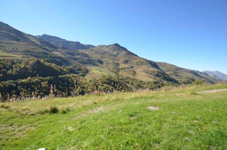 Vacances en montagne Studio coin montagne 4 personnes (B27) - Résidence le Jettay - Les Menuires - Extérieur été