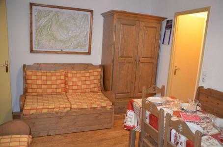 Vacances en montagne Appartement 2 pièces 6 personnes (A7) - Résidence le Jettay - Les Menuires - Logement