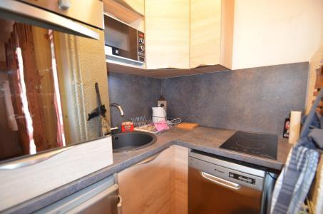 Vacances en montagne Appartement 2 pièces coin montagne 4 personnes (C113) - Résidence le Jettay - Les Menuires - Cuisine