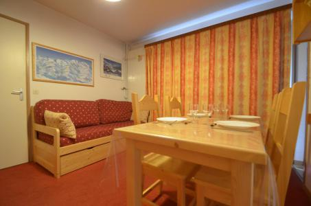 Vacances en montagne Appartement 2 pièces coin montagne 6 personnes (C137) - Résidence le Jettay - Les Menuires - Séjour