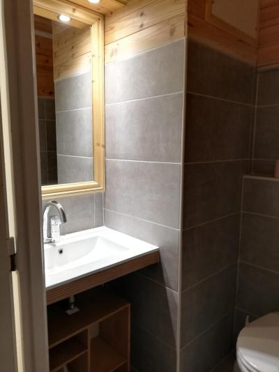 Vacances en montagne Appartement 2 pièces mezzanine 7 personnes (C136) - Résidence le Jettay - Les Menuires - Chambre