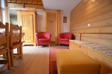Vacances en montagne Appartement 3 pièces mezzanine 7 personnes (C143) - Résidence le Jettay - Les Menuires - Séjour