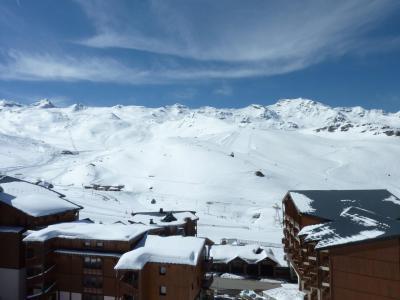 Vacances en montagne Studio cabine 4 personnes (8) - Résidence le Joker - Val Thorens