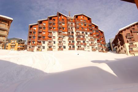 Vacances en montagne Résidence le Joker - Val Thorens