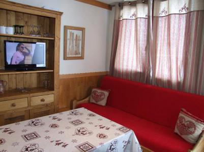 Vacances en montagne Studio cabine 4 personnes (14) - Résidence le Joker - Val Thorens