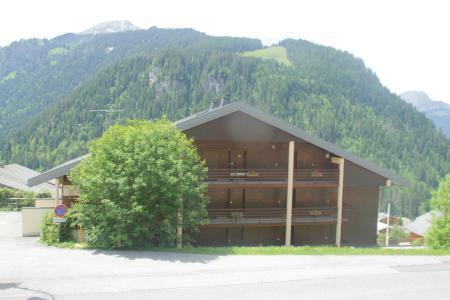 Location au ski Résidence le Joran - Châtel - Extérieur été