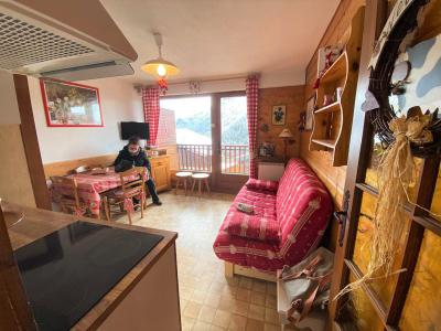 Vacances en montagne Logement 2 pièces 4 personnes (JR9) - Résidence le Joran - Châtel