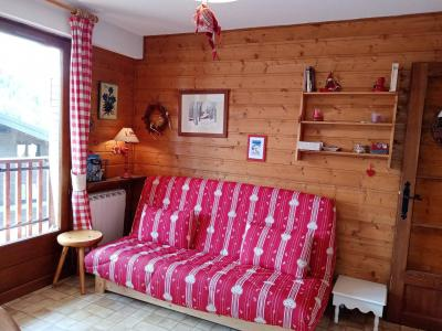 Vacances en montagne Appartement 2 pièces 4 personnes (JR9) - Résidence le Joran - Châtel - Canapé-lit