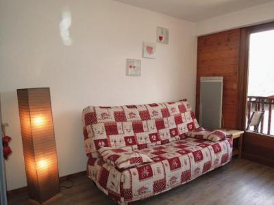 Vacances en montagne Appartement 2 pièces coin montagne 4 personnes - Résidence le Joran - Châtel - Lits gigognes