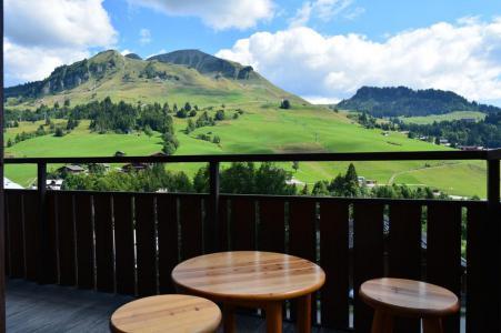 Holiday in mountain resort Studio cabin 4 people (021) - Résidence le Kodiac - Le Grand Bornand