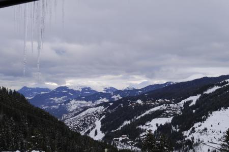 Vacances en montagne Studio 4 personnes (E01) - Résidence le Lac Blanc - Méribel-Mottaret