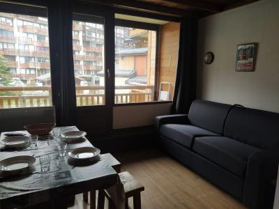 Vacances en montagne Studio 4 personnes (507) - Résidence le Lac Blanc - Val Thorens