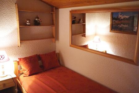 Vacances en montagne Studio mezzanine 4 personnes (F07) - Résidence le Lac Blanc - Méribel-Mottaret