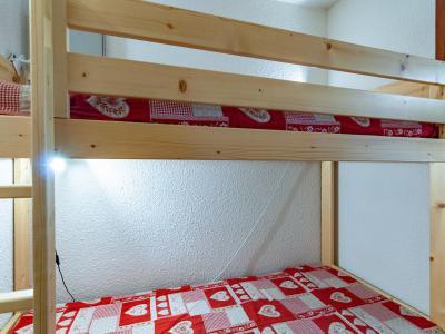 Vacances en montagne Studio 4 personnes (E04) - Résidence le Lac Blanc - Méribel-Mottaret