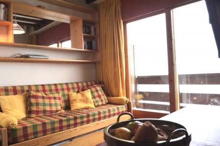 Vacances en montagne Studio mezzanine 4 personnes (F07) - Résidence le Lac Blanc - Méribel-Mottaret - Séjour