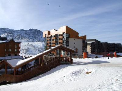 Vacances en montagne Appartement 2 pièces 5 personnes (1) - Résidence le Lac du Lou - Val Thorens