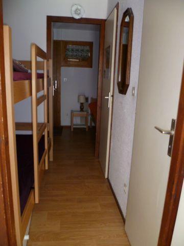 Vacances en montagne Appartement 2 pièces 4 personnes (201) - Résidence le Linga - Châtel - Couloir