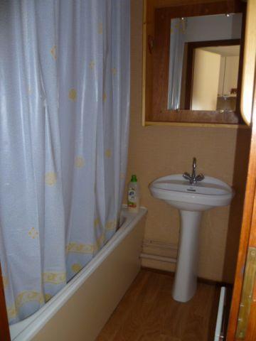Vacances en montagne Appartement 2 pièces 4 personnes (202) - Résidence le Linga - Châtel - Baignoire