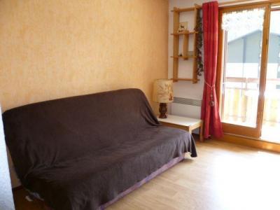 Vacances en montagne Appartement 2 pièces 4 personnes (202) - Résidence le Linga - Châtel - Canapé