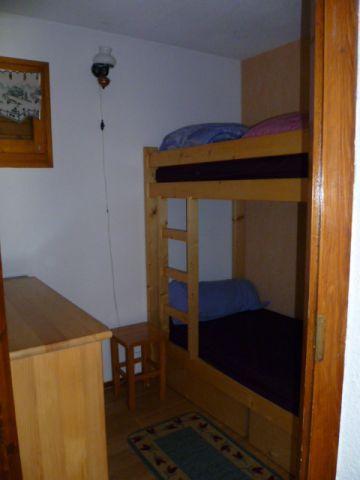 Vacances en montagne Appartement 2 pièces 4 personnes (202) - Résidence le Linga - Châtel - Lits superposés