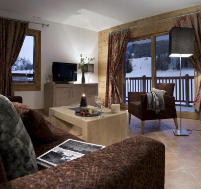 Vacances en montagne Résidence le Lodge des Neiges - Tignes - Séjour