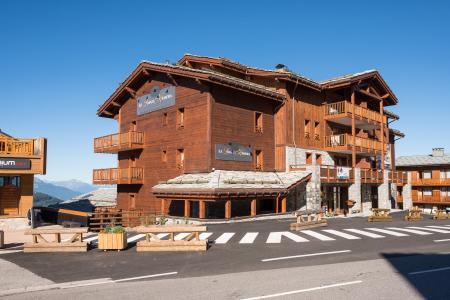 Location au ski Résidence le Lodge Hemera - La Rosière - Extérieur été
