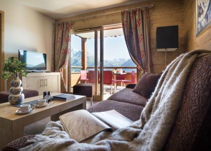 Vacances en montagne Résidence le Lodge Hemera - La Rosière - Séjour