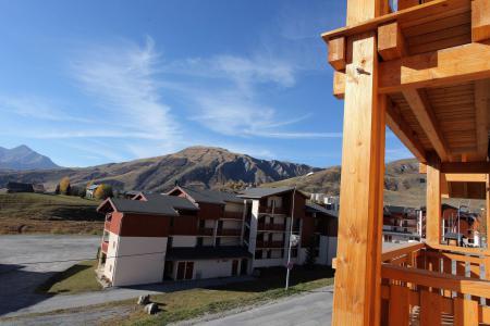 Аренда на лыжном курорте Апартаменты 3 комнат 6 чел. (201) - Résidence le Lys - La Toussuire - летом под открытым небом