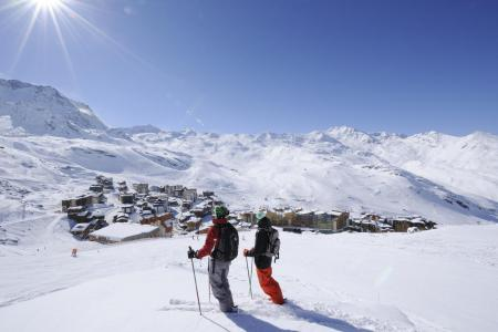 Holiday in mountain resort 2 room apartment 4 people (507) - Résidence le Machu Pichu - Val Thorens
