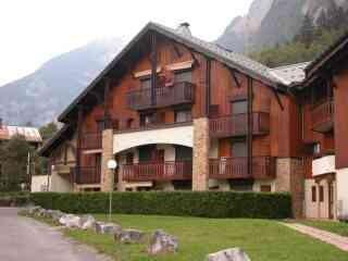 Rent in ski resort 2 room apartment 4 people (2P11) - Résidence Le Marolie - Samoëns - Summer outside