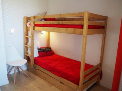 Holiday in mountain resort 2 room apartment 4 people (420) - Résidence le Median - Les Menuires - Bunk beds