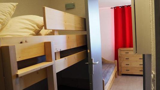 Holiday in mountain resort Studio sleeping corner 3 people (212) - Résidence le Median - Les Menuires