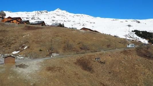 Holiday in mountain resort Studio sleeping corner 3 people (407) - Résidence le Median - Les Menuires