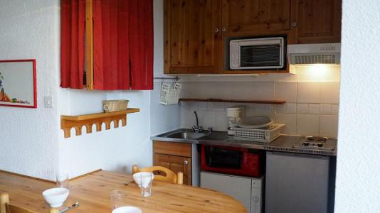 Holiday in mountain resort 2 room apartment 4 people (714) - Résidence le Median - Les Menuires