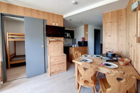 Holiday in mountain resort 2 room apartment 4 people (215) - Résidence le Median - Les Menuires