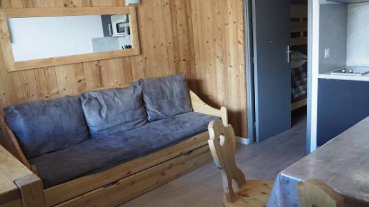 Vacances en montagne Studio coin montagne 3 personnes (407) - Résidence le Median - Les Menuires