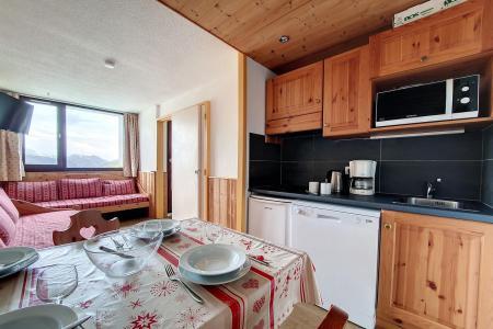 Vacances en montagne Appartement 2 pièces 4 personnes (218) - Résidence le Median - Les Menuires - Séjour
