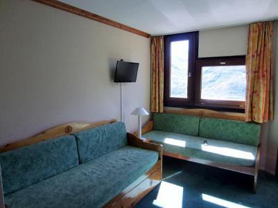 Vacances en montagne Appartement 2 pièces 4 personnes (302) - Résidence le Median - Les Menuires - Canapé