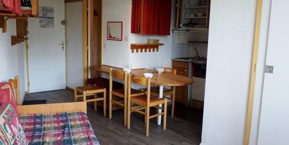 Vacances en montagne Appartement 2 pièces 4 personnes (714) - Résidence le Median - Les Menuires - Coin repas