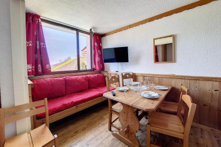 Vacances en montagne Studio cabine 4 personnes (216) - Résidence le Median - Les Menuires - Chambre