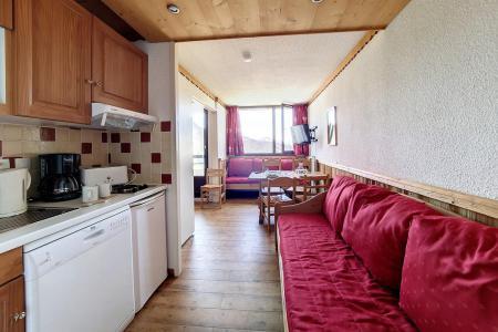 Vacances en montagne Studio cabine 4 personnes (216) - Résidence le Median - Les Menuires - Salle de bains